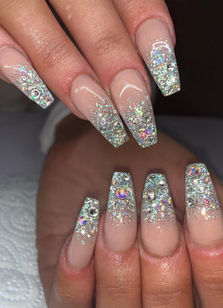 10 Fabulous Glitter Nail Design Ideas for This Year 10 Part 10