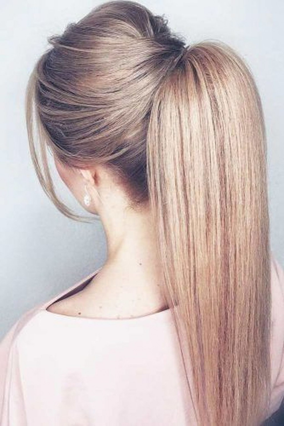 10 Nice & Easy Ponytail Hairstyle Ideas With Easy Tutorial  Cute  - Cute Ponytails