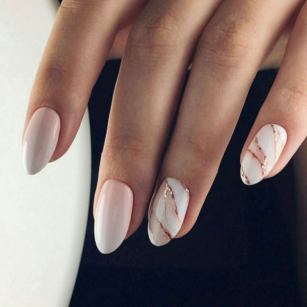 10+ Simple Spring Nail Design Ideas That Are Looks Pretty  Faded