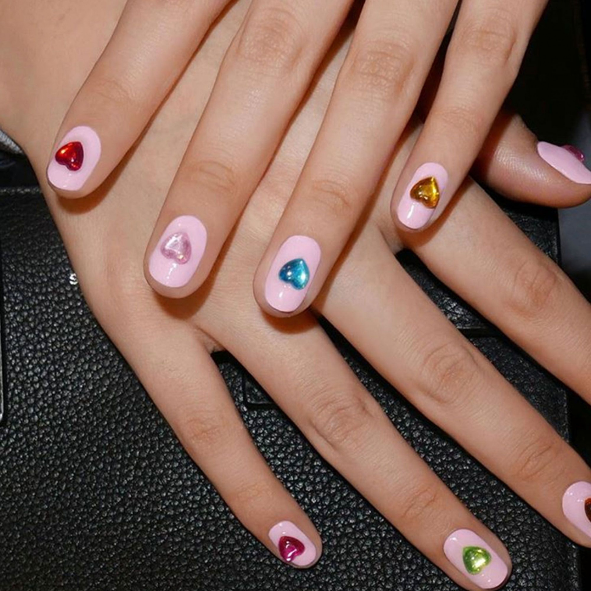 10 Spring Nail Art Designs - Nail Art Ideas for Spring 10 Manicures