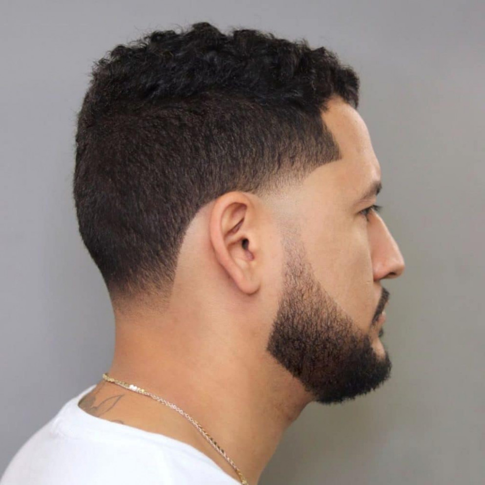 11 Stylish Taper Haircuts That Will Keep You Looking Sharp (11