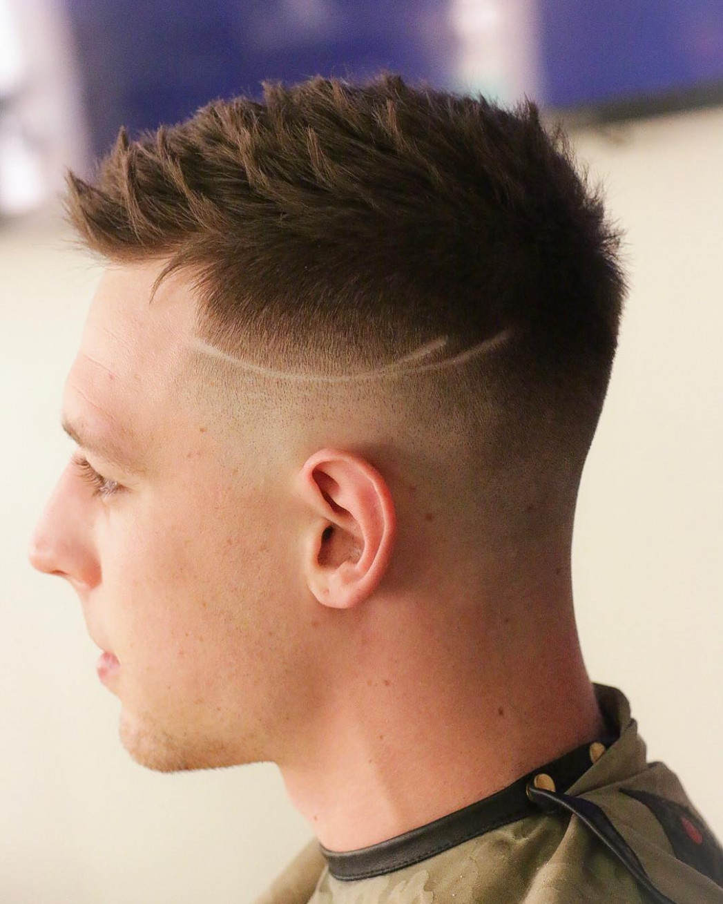 8+ Short Haircuts For Men -> Fresh Styles For October 8