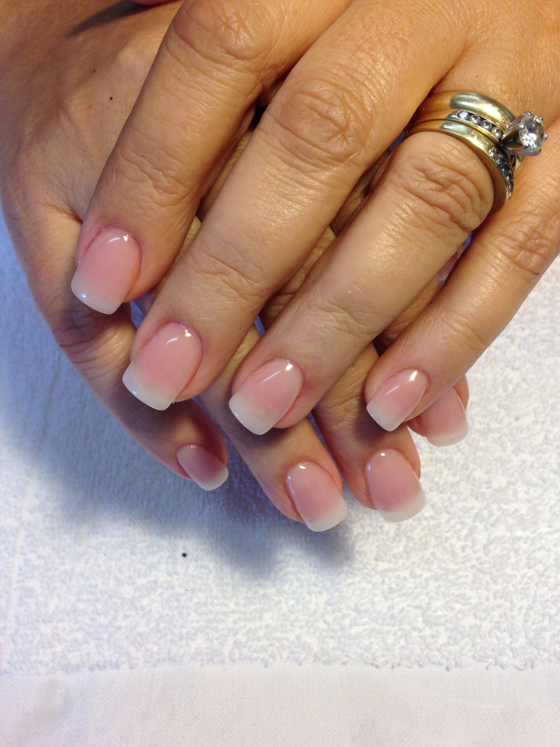 Acrylic but looking natural  Classy acrylic nails, Natural  - Natural Acrylic Nail Ideas