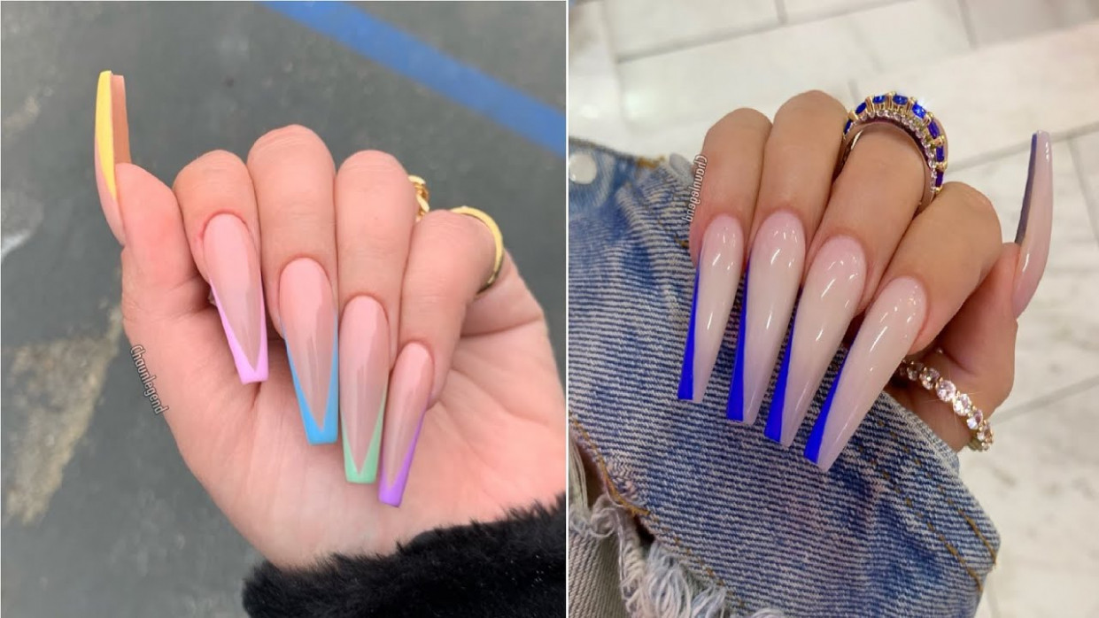 Cool Acrylic Nail Designs to Compliment Your Style  The Best Nail Art Ideas