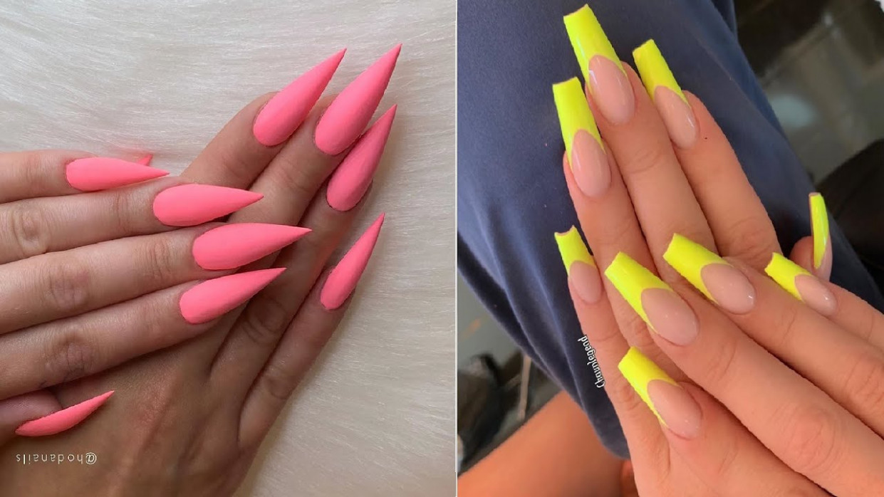 Cool Acrylic Nail Ideas to Spice Up Your Look  The Best Nail Art Designs