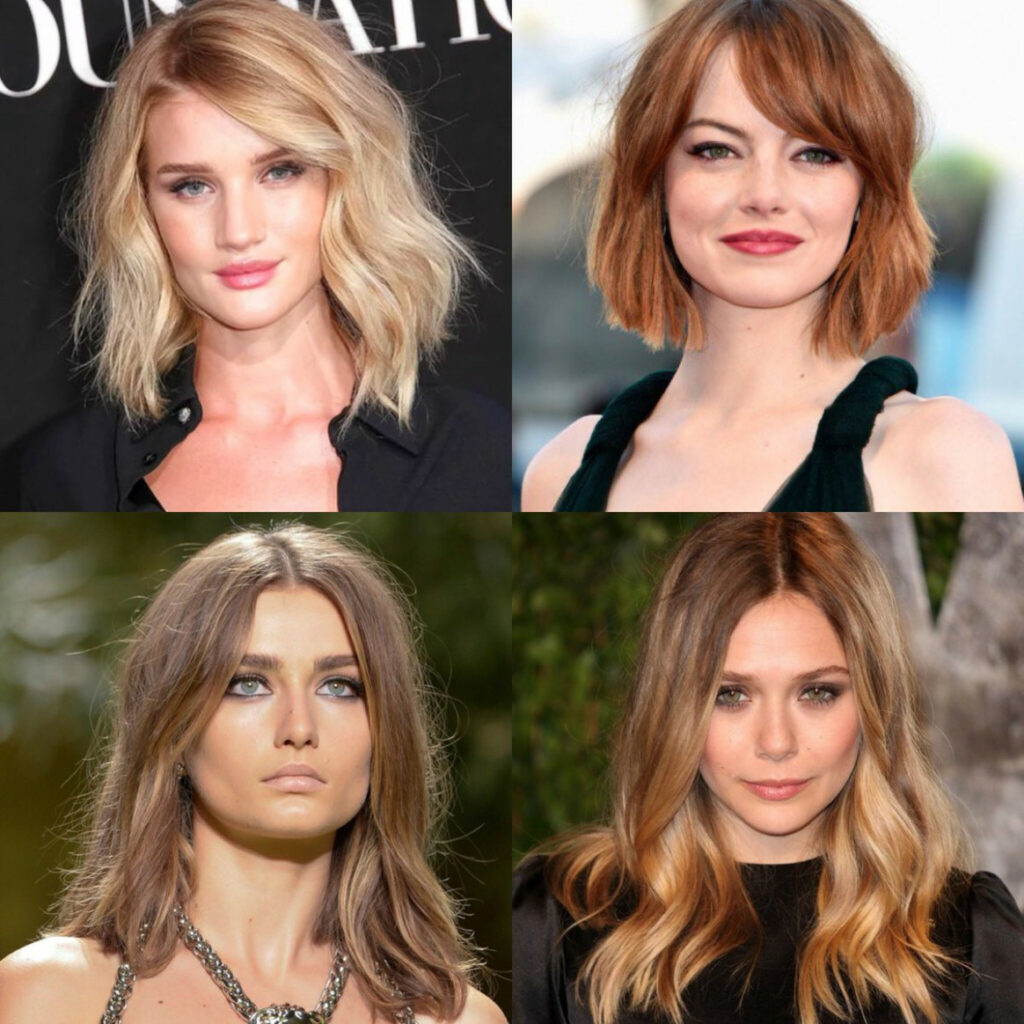 Top Different Haircuts