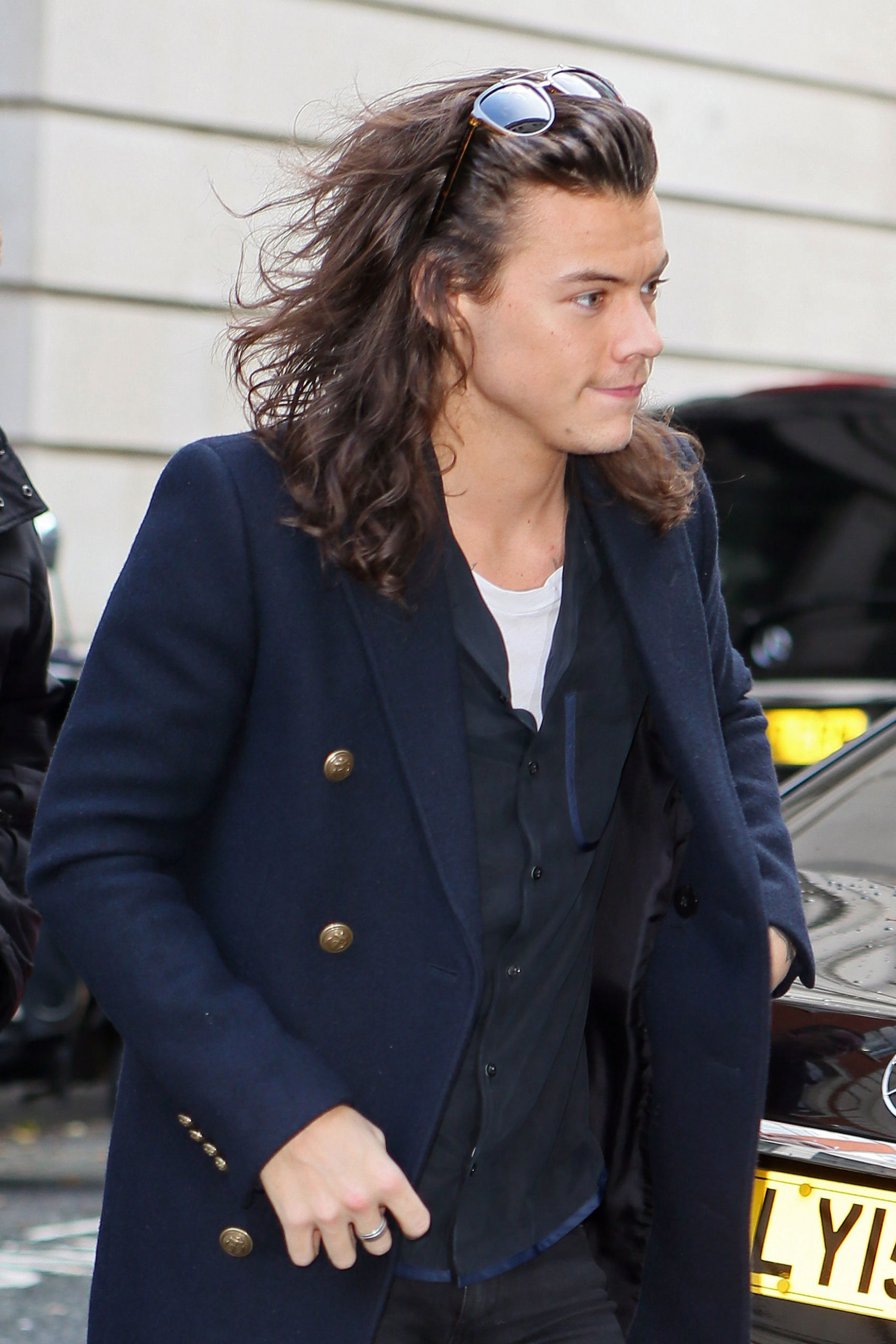 Harry Styles Makes the Case for Hair That's Longer Than Yours  Vogue