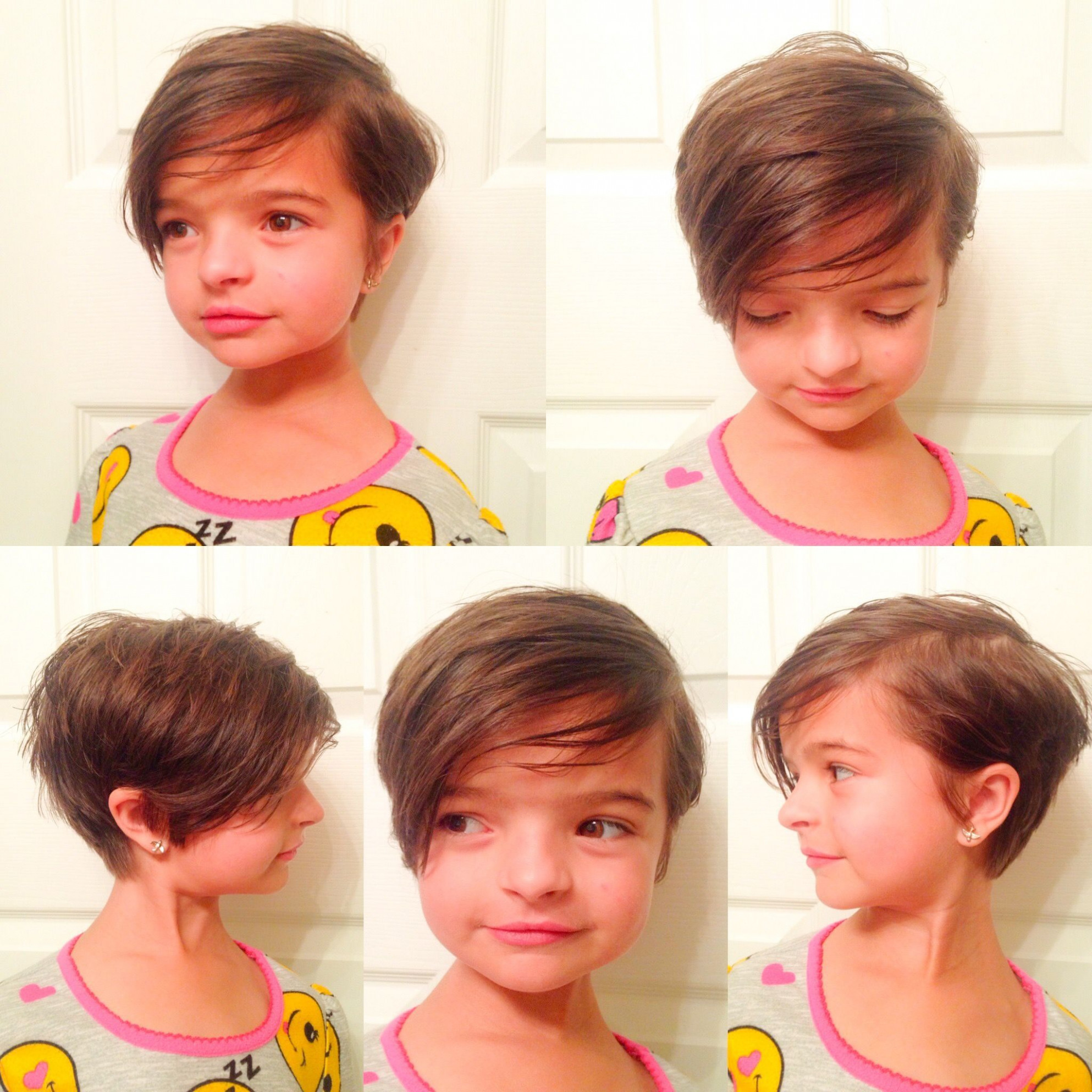 New Short Haircuts  Quick Easy Hairstyles For Kids  Little Baby