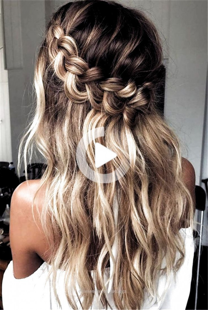 Prom/Hoco Hair;Wedding Updo Hairstyles; Braid Styles For Long Or