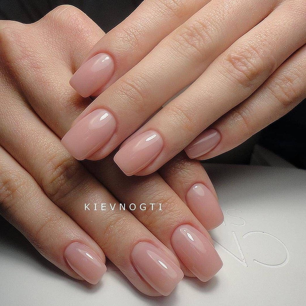 Suitable For Everyday Natural Nails Ideas - Page 9 of 9 - Vida