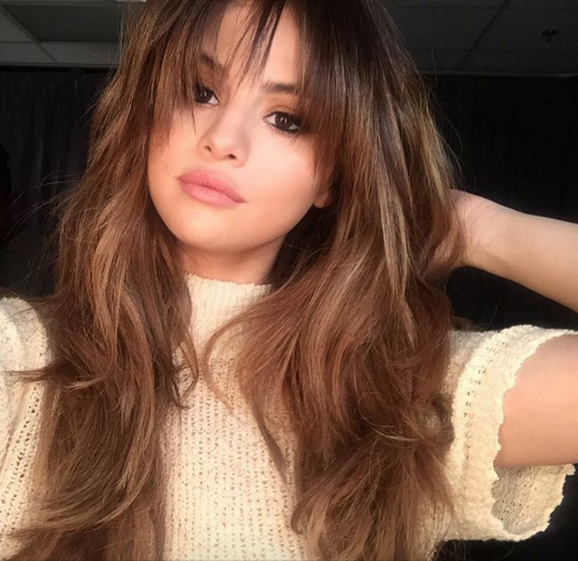 The Best Bangs for Your Face Shape  Glamour - Bangs For Oval Face