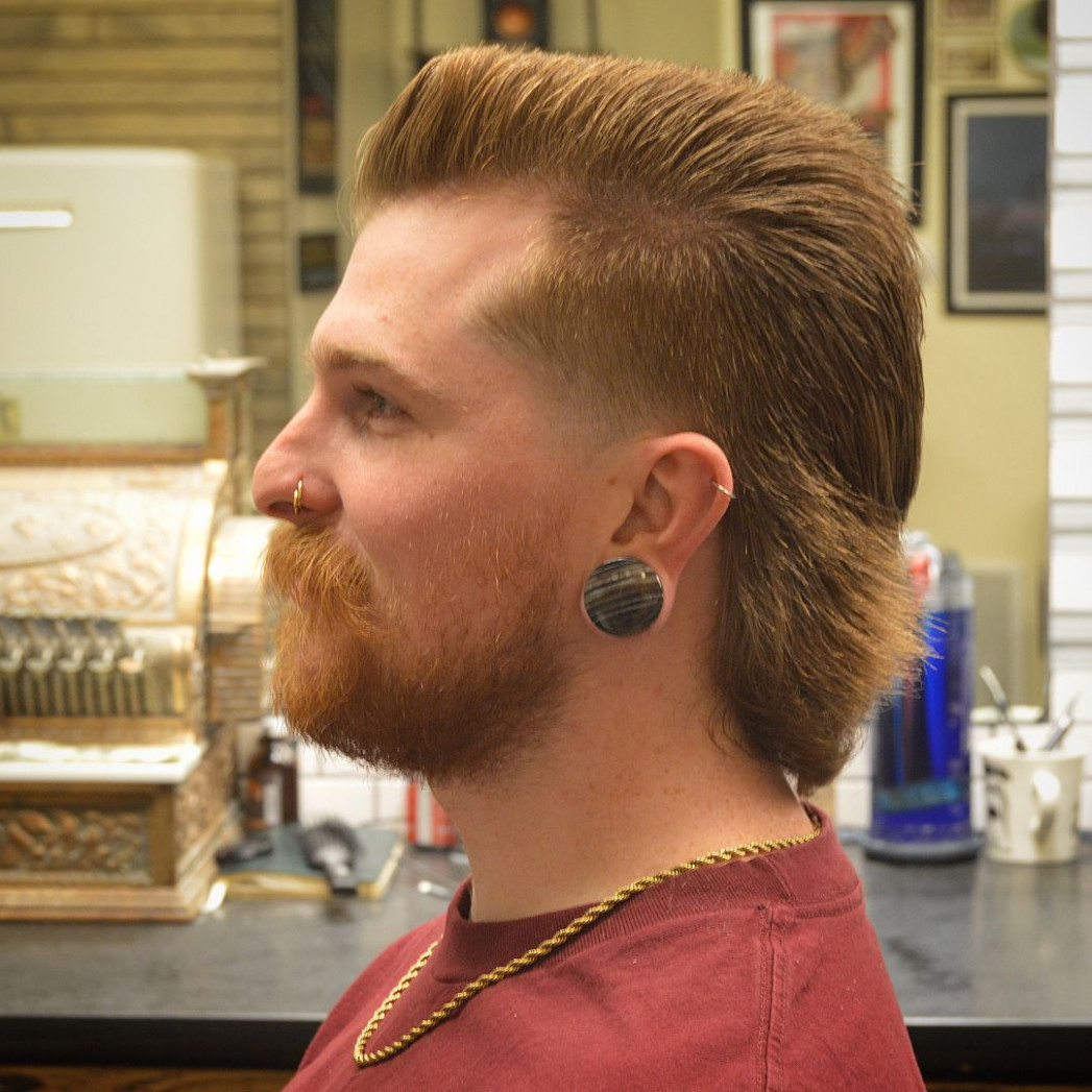 Top 8 New Hairstyles for Men's for 819!  Mullet hairstyle, Mens