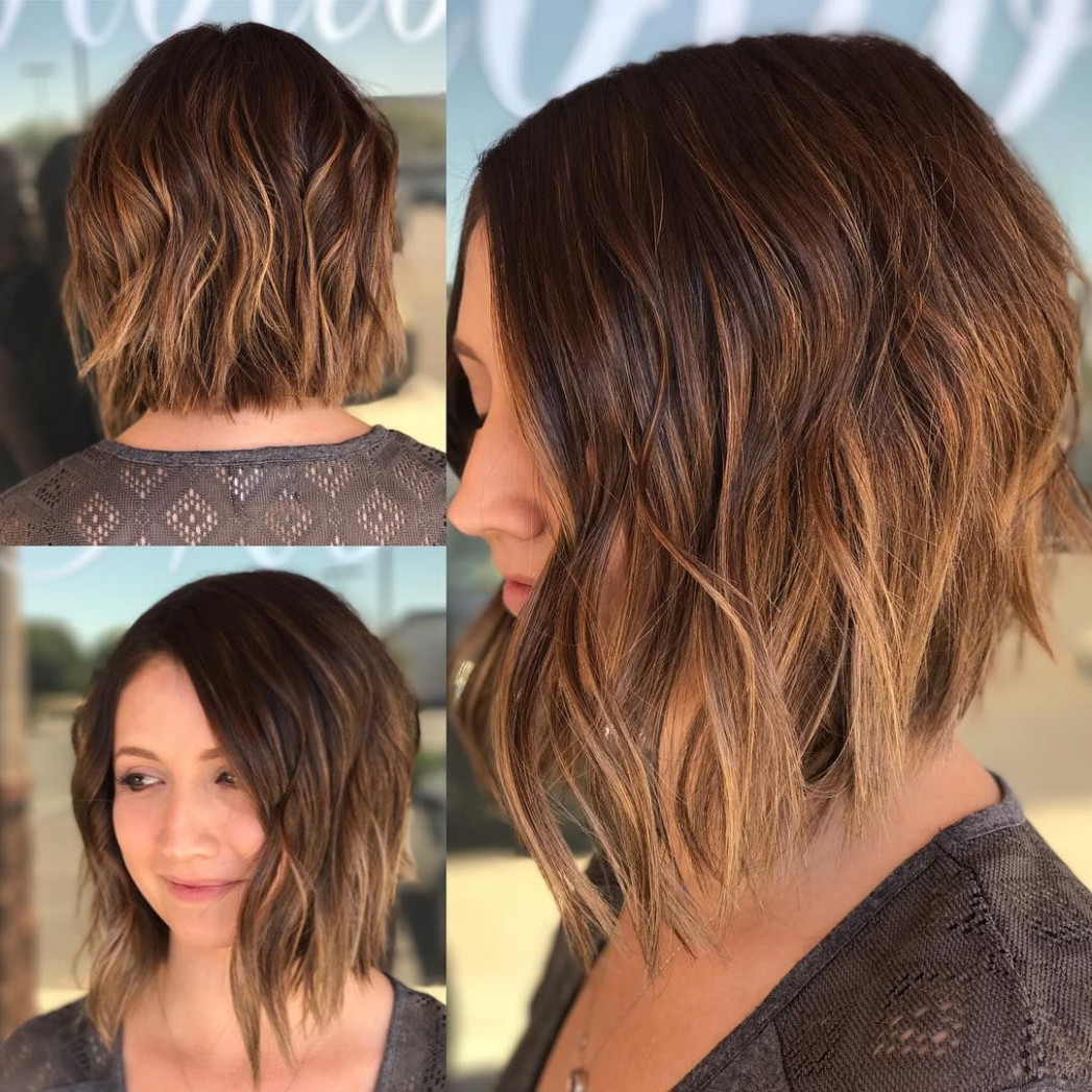 10 Most Flattering Bob Hairstyles for Round Faces 10  Modern