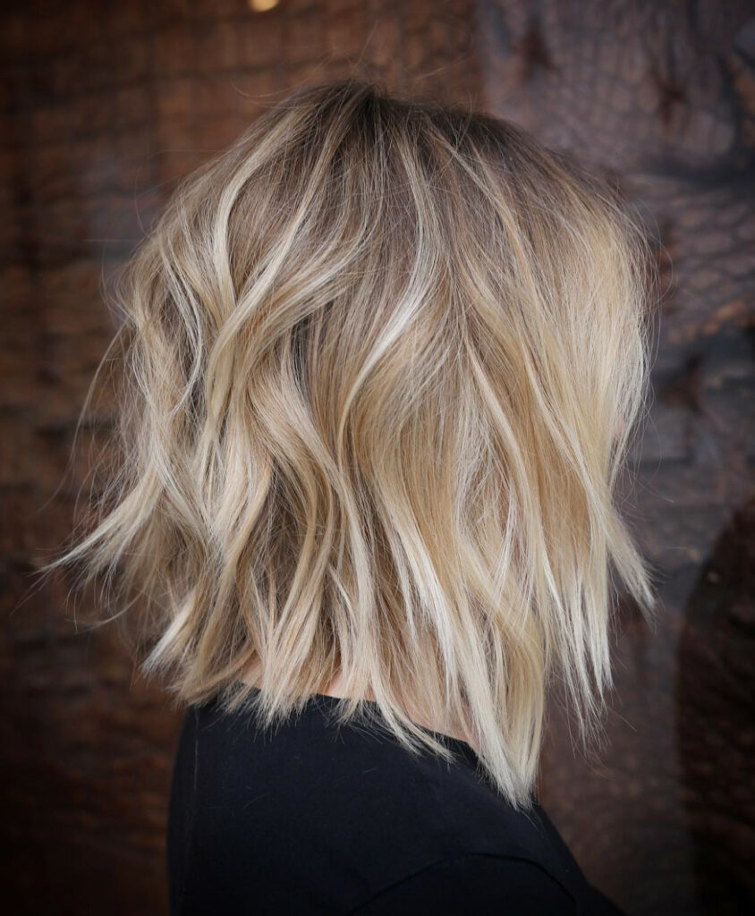 Top Mid Length Hairstyles 2019