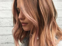 10 Wavy Shoulder Length Hairstyles 10