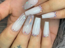 11 Elegant White Nails Art Designs Inspirations for Any Occasion