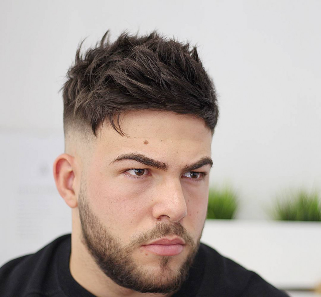 11 Men's Haircuts + Hairstyles That Are Totally Awesome -> 11 Styles