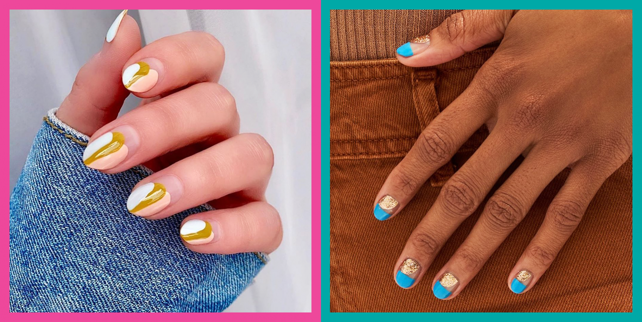 12 Best Fall Nail Trends and Ideas of 12 to Try Before Autumn - Fall Nail Ideas 2020