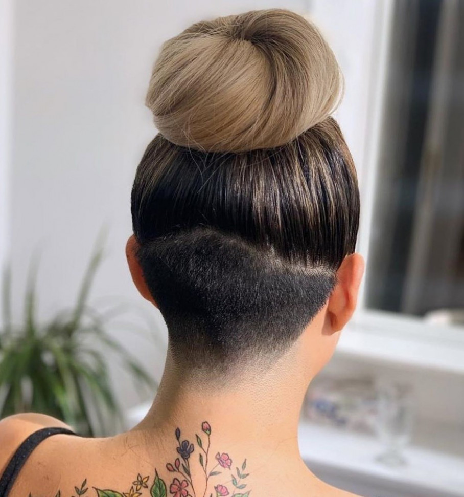 12 Hot Undercuts for Women That Are Calling Your Name - Hair Adviser