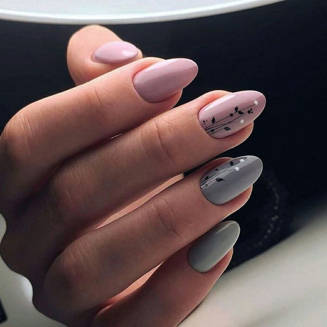12+ Pretty Spring Nails Art Ideas That Will Make More Confidence  - Easy Spring Nail Designs