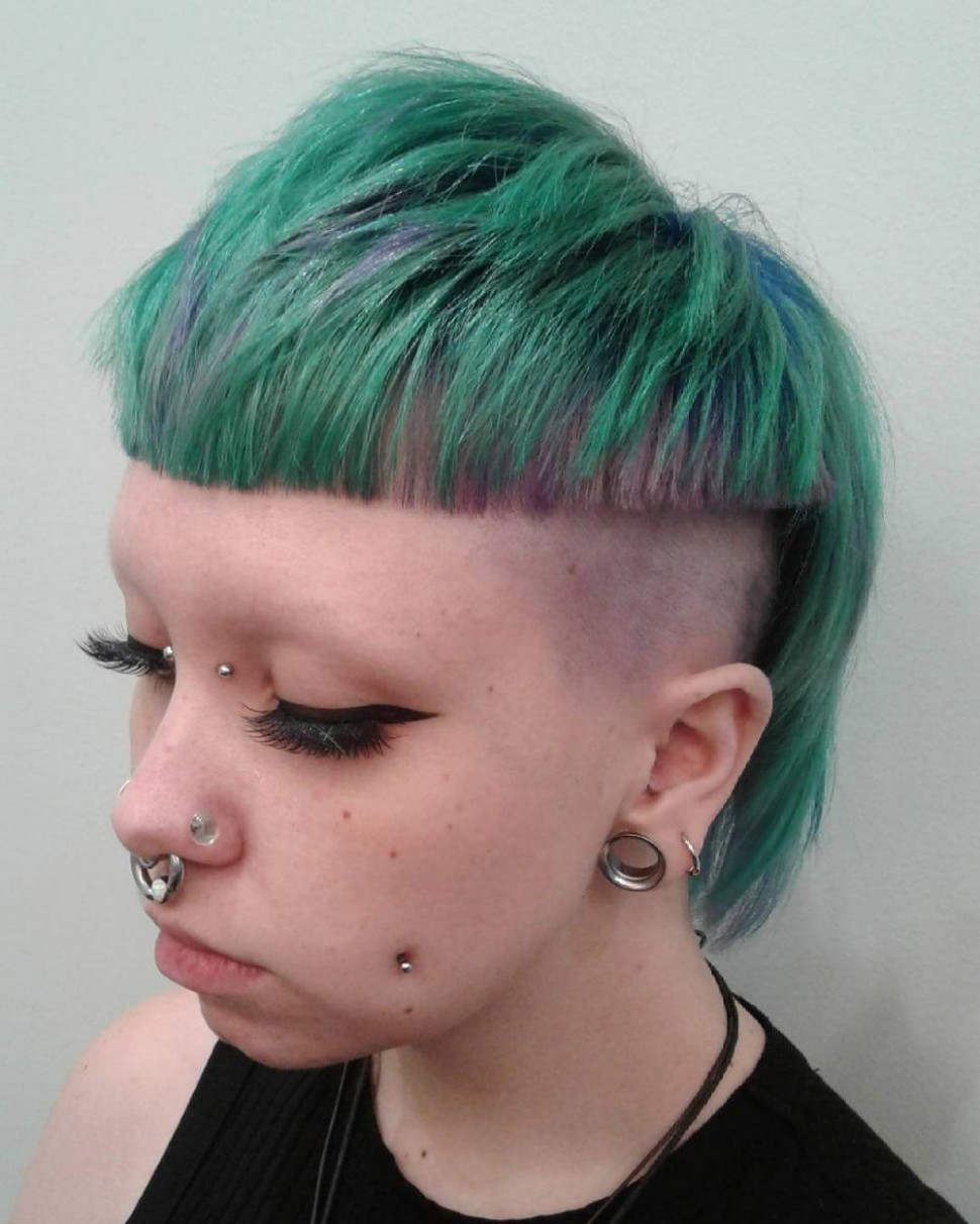 12 Punk Hairstyles for Women (Trending in 12)  Punk haircut