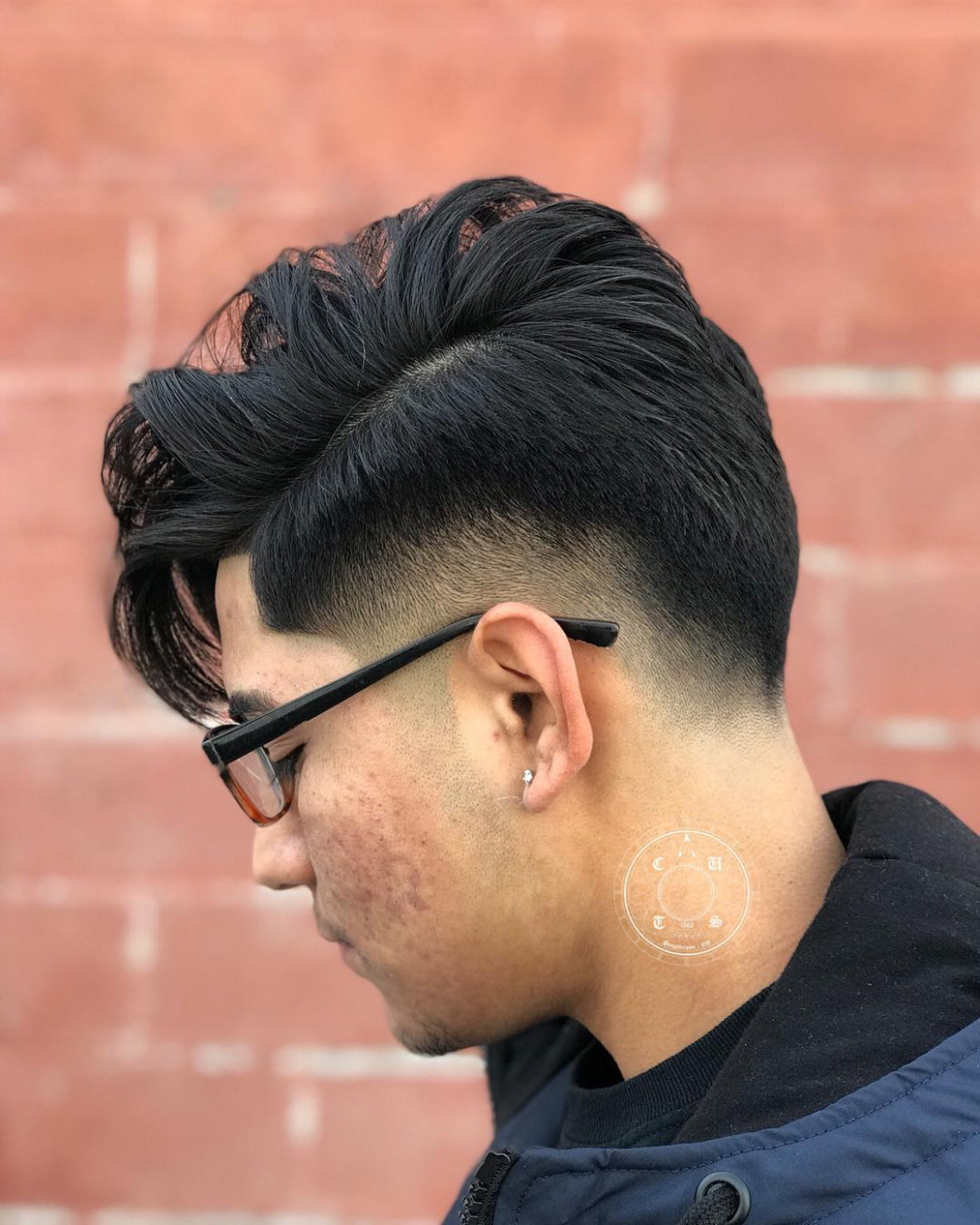 12 Side Part Haircuts For Men To Wear In 12 - Side Cut Hairstyle