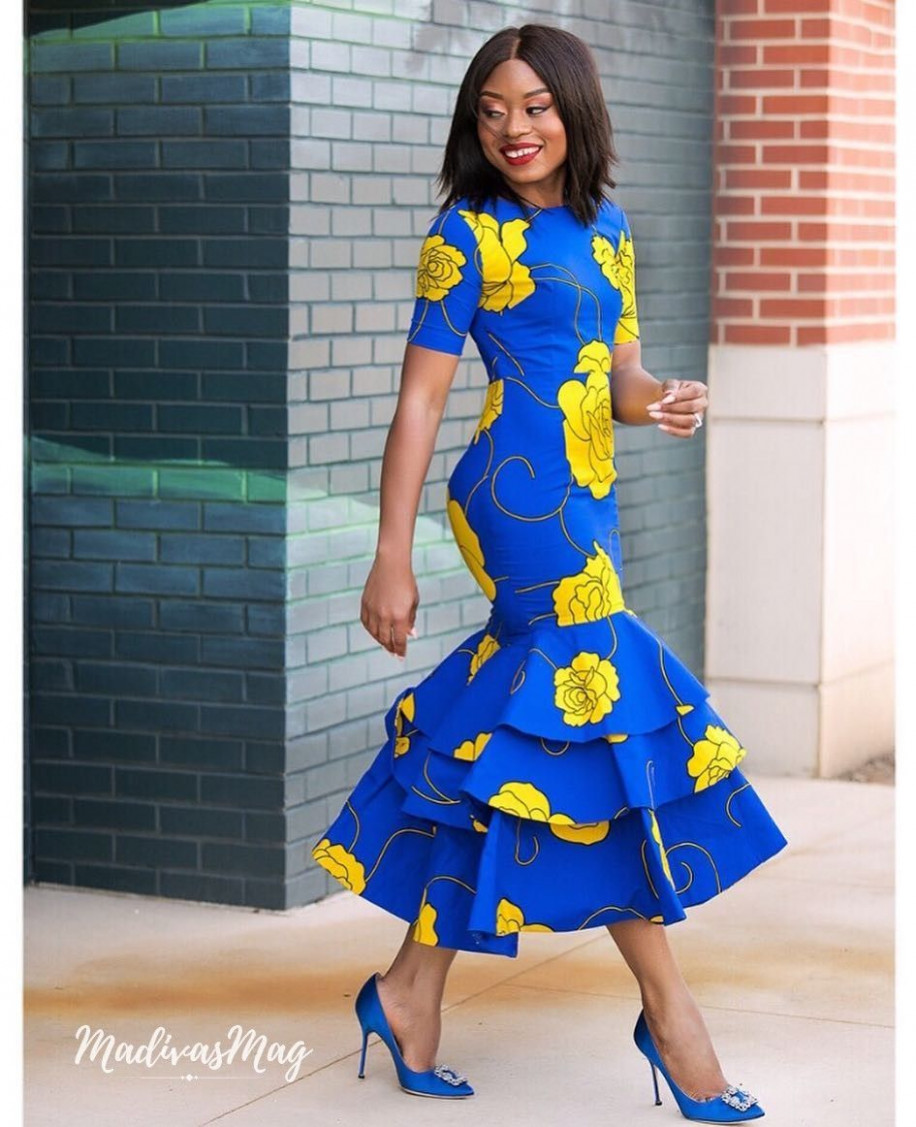 12 STYLES THAT WOULD MAKE YOU LOVE THE AFRICAN PRINT  African