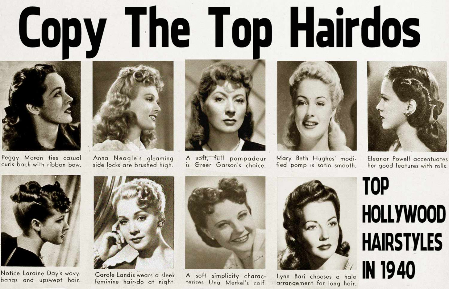12s Hairstyle - Copy The Top Hairdos of 12  Glamour Daze
