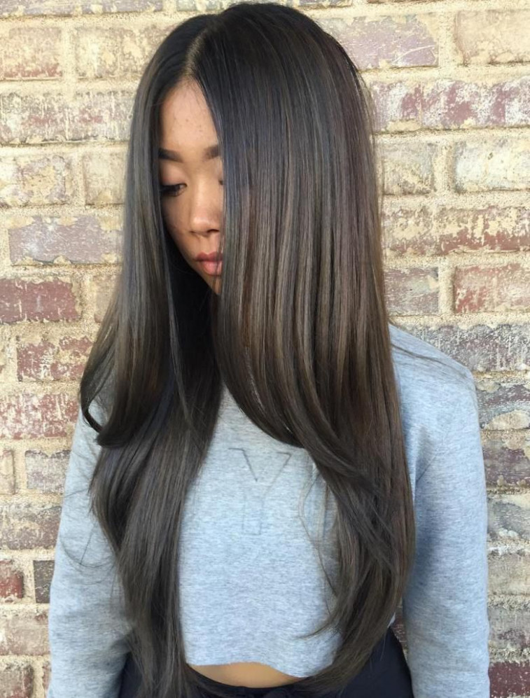 8 Best Hairstyles and Haircuts for Long Straight Hair  Haircuts  - Long Straight Hairstyles