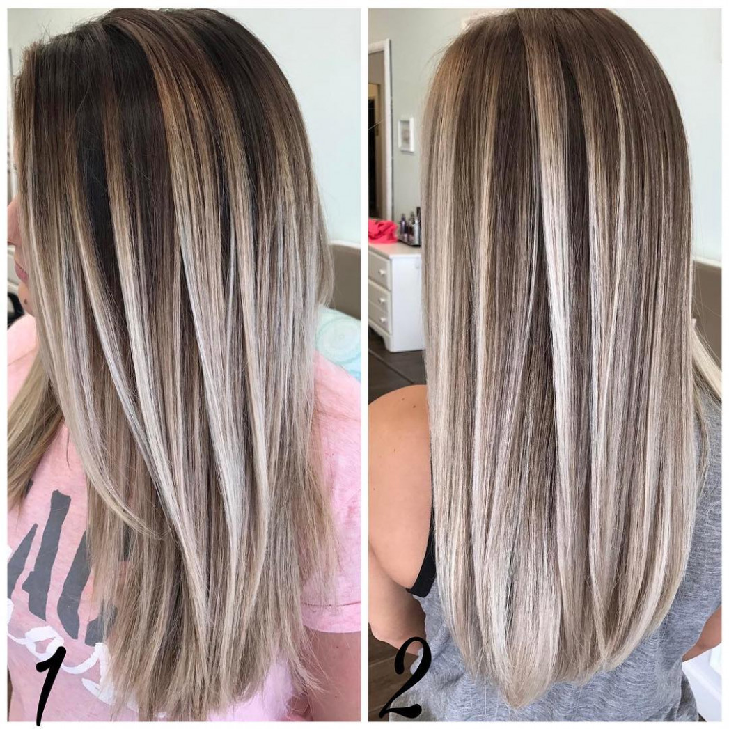 8 Best Long Hairstyles with Straight Hair, Women Long Haircuts 8 - Long Straight Hairstyles
