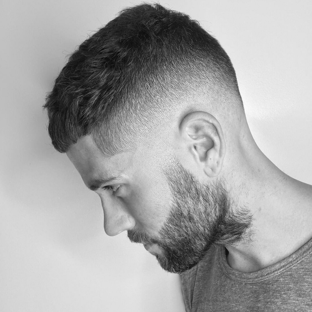 8 Short Hairstyles for Men (8 Styles)