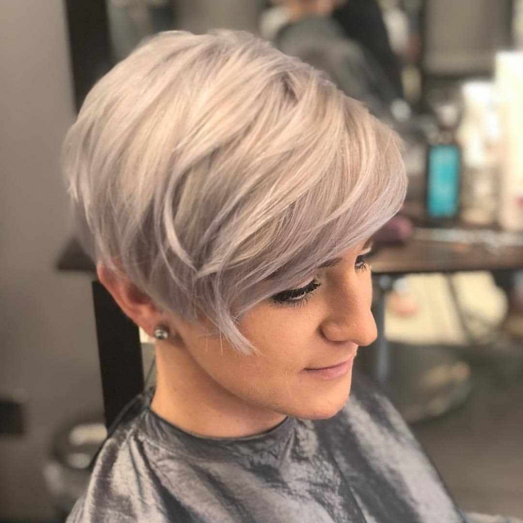 8 Short Hairstyles For Women 8 » Hairstyle Samples - 2019 Short Hairstyles