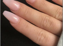 9 gorgeous clear nail designs to inspire you 9  pradehome.com