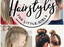 9 Pretty Perfect Cute Hairstyles for Little Girls to Show Off