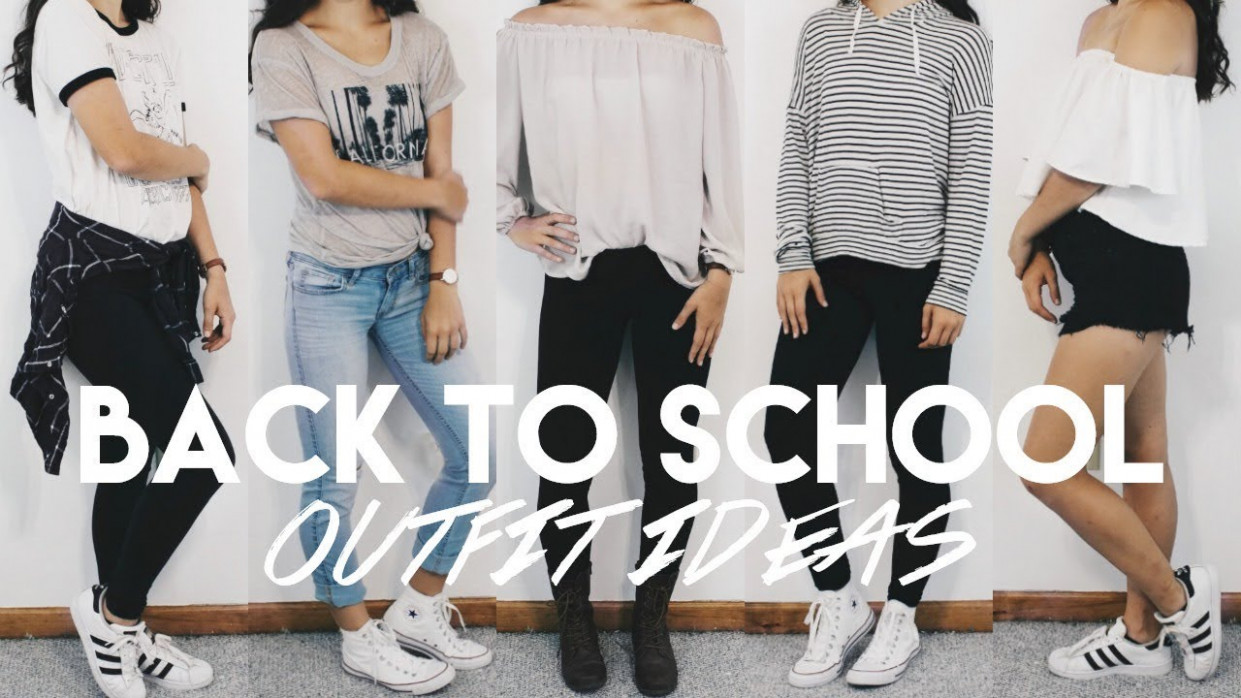 BACK TO SCHOOL TUMBLR INSPIRED OUTFIT IDEAS 12-12 - Outfits Tumblr