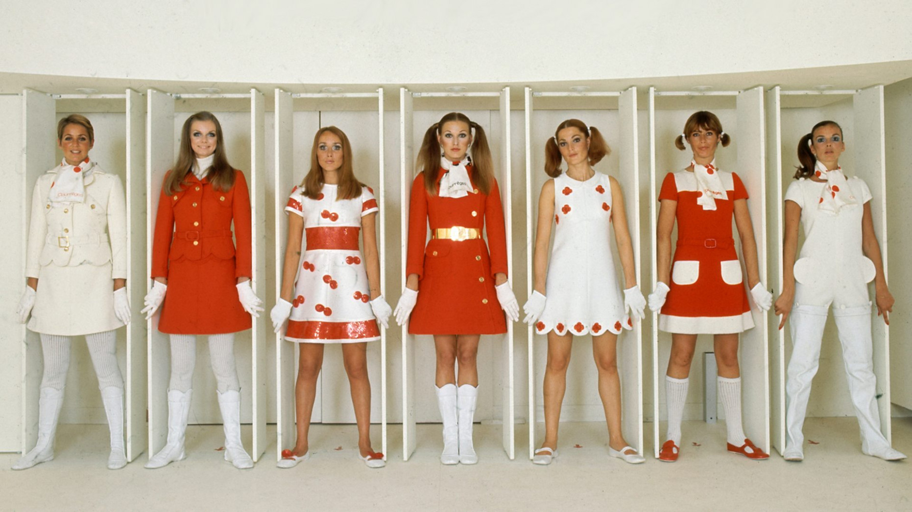 BBC Arts - BBC Arts - From moonwalk to catwalk: André Courrèges  - Andre Courreges