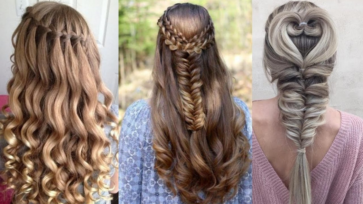 Cute & stylish 'Hair style' for teens/New Cute Hairstyles for Teenage Girls  #12
