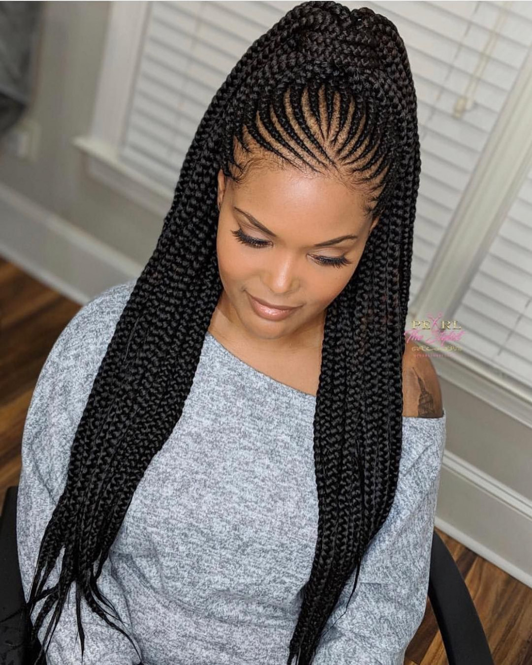 Cute Braids Styles 9 : Make Your Look Attractive, Versatile and