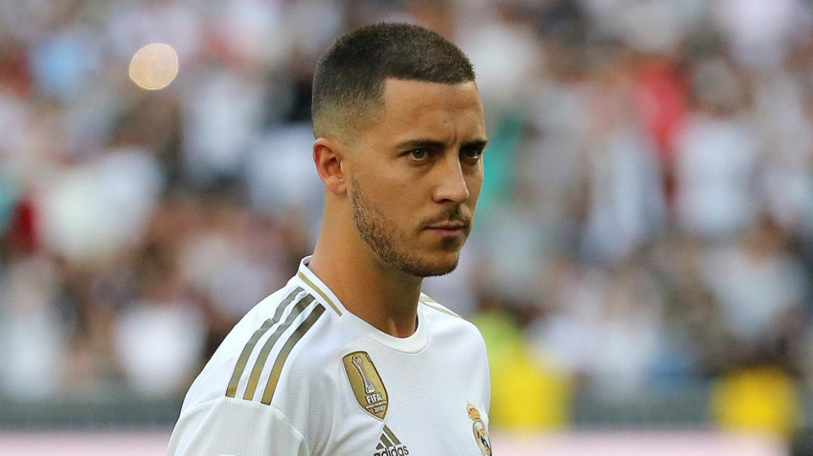 Eden Hazard needed step up to Real Madrid, says Zidane - AS.com