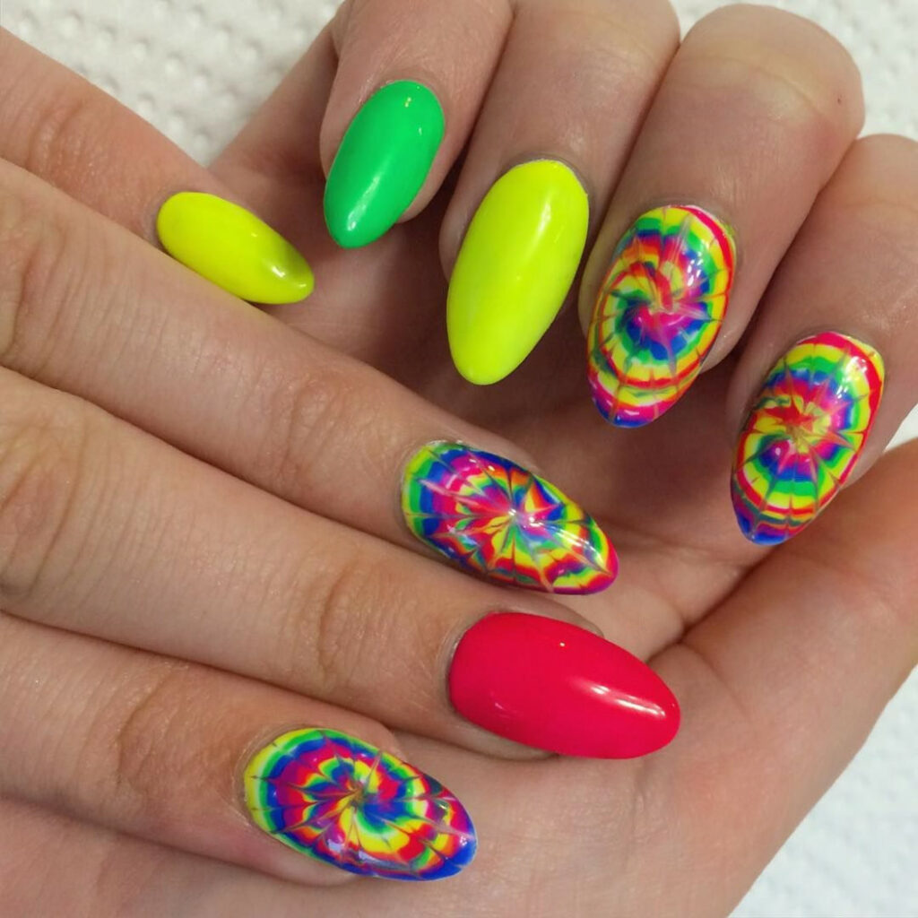 Top Image 80S Nail Designs