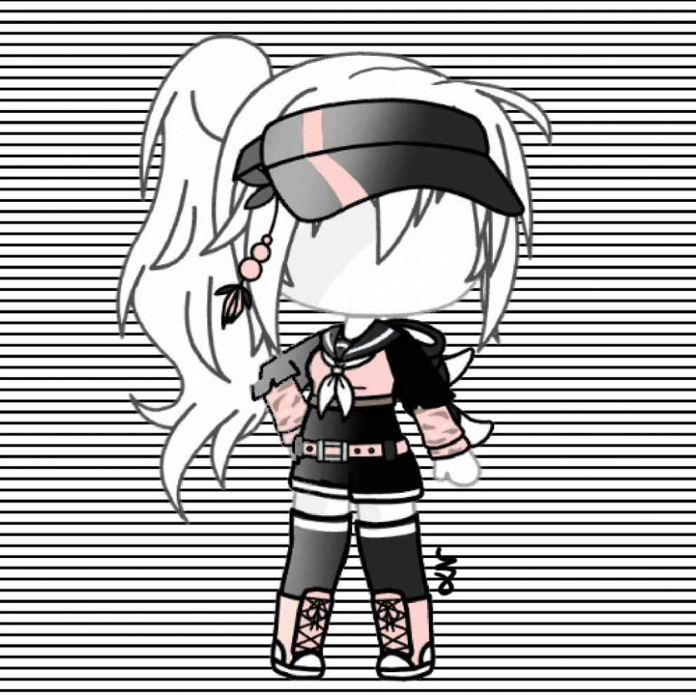 GachaLife outfit  Character outfits, Anime outfits, Bad girl outfits - Cute Gacha Life Outfits