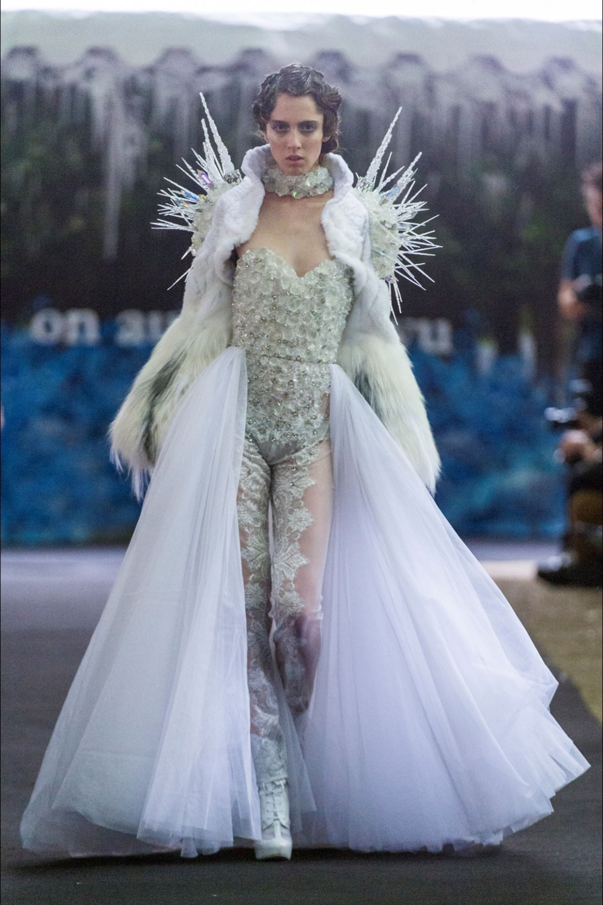 Ice Queen - #a #and #couture #decadent #designer #ditz #fashion