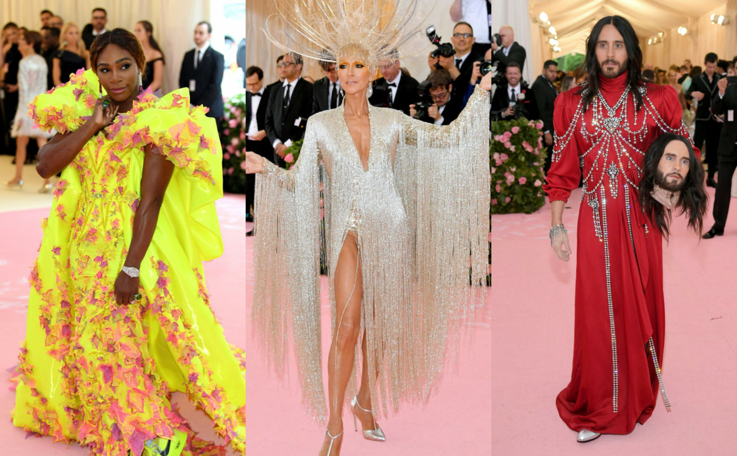 Met Gala 10: The most dramatic looks on fashion's biggest night