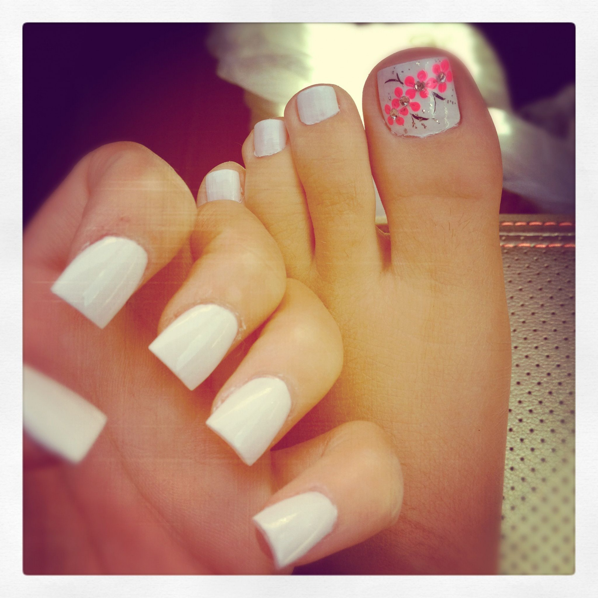 Pin by Marie-Jo BALEIA on Everything  Toe nail designs, Toe nails