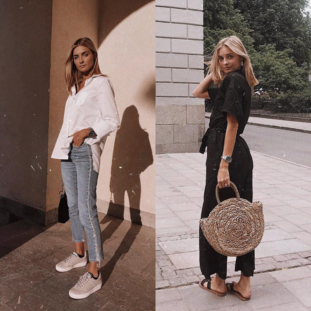 Simple Summer OOTD For Young Ladies 12 - FashionMakesTrends
