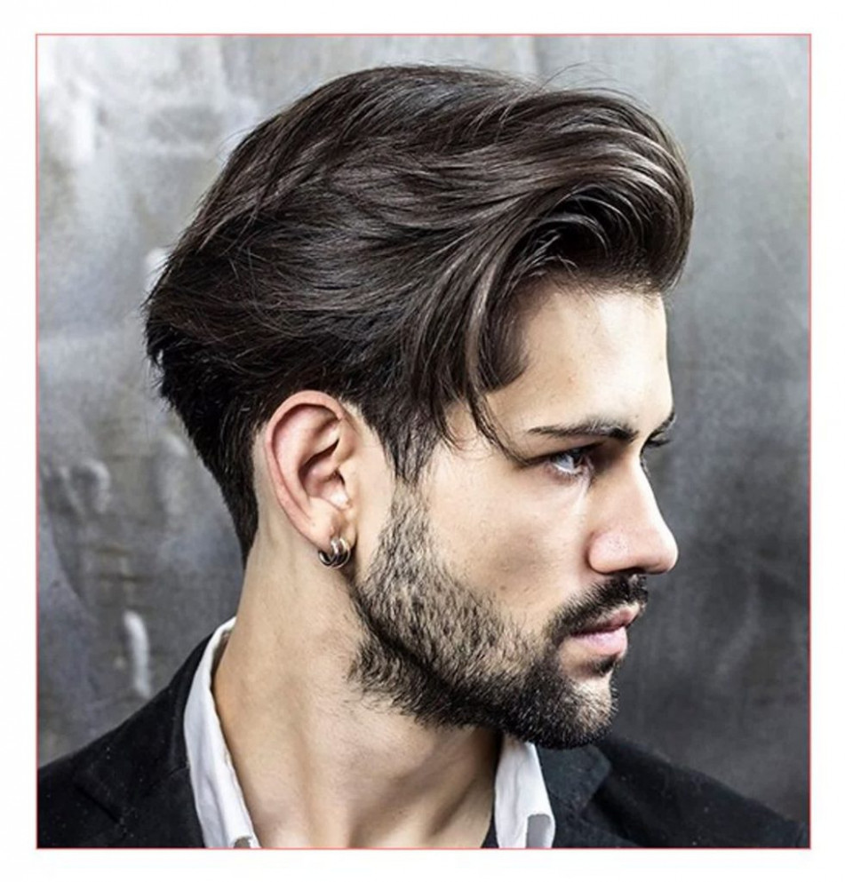 The 10 Best Medium-Length Hairstyles for Men  Improb - Mens Medium Long Hairstyles