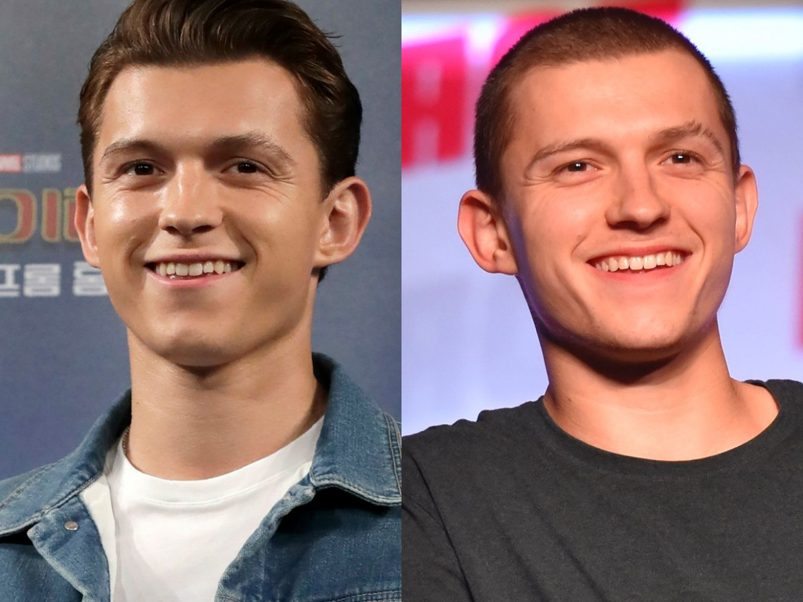 Tom Holland says he likes his shaved head appearance - Business