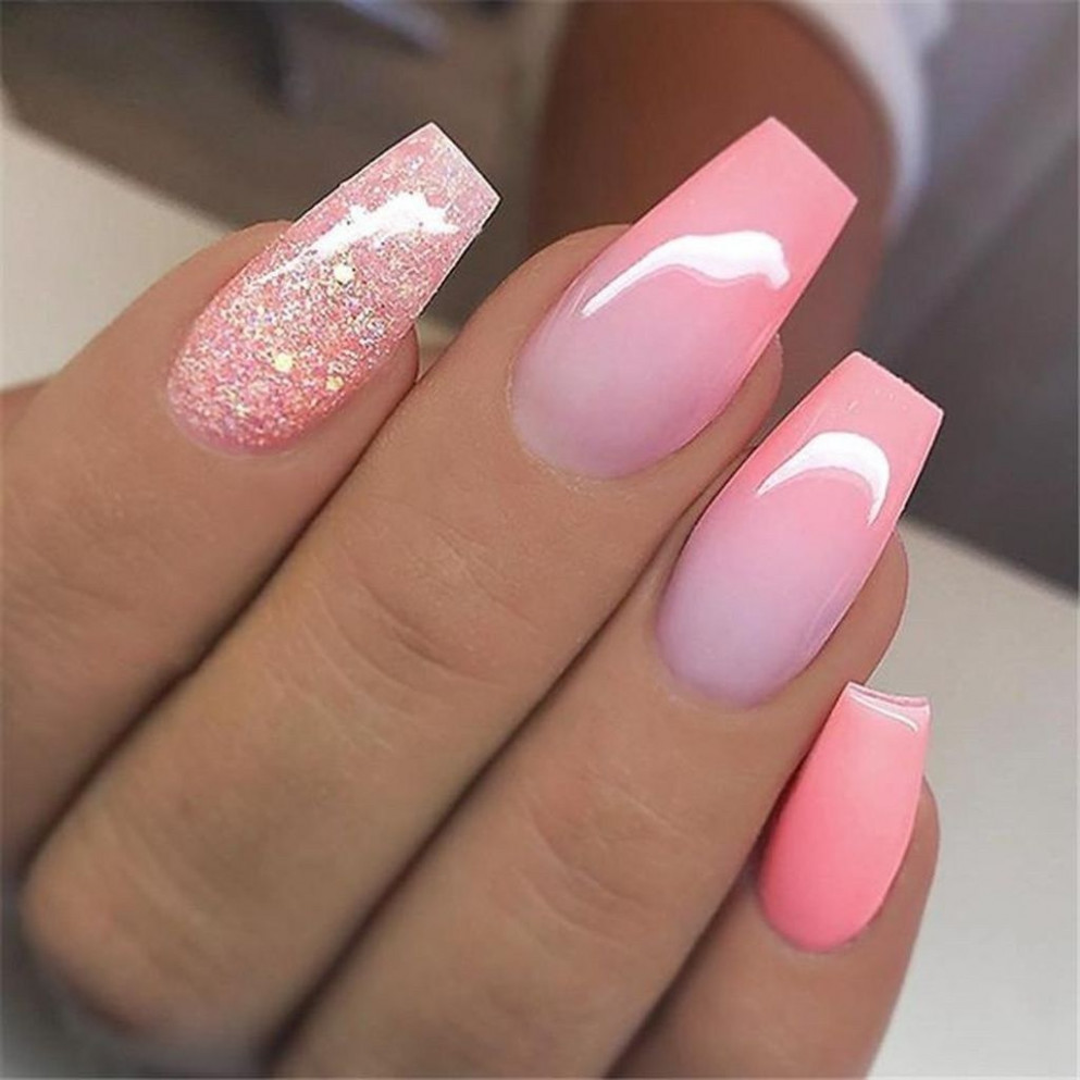 Trending Acrylic Nails Designs For Summer 10 10 - looksglam