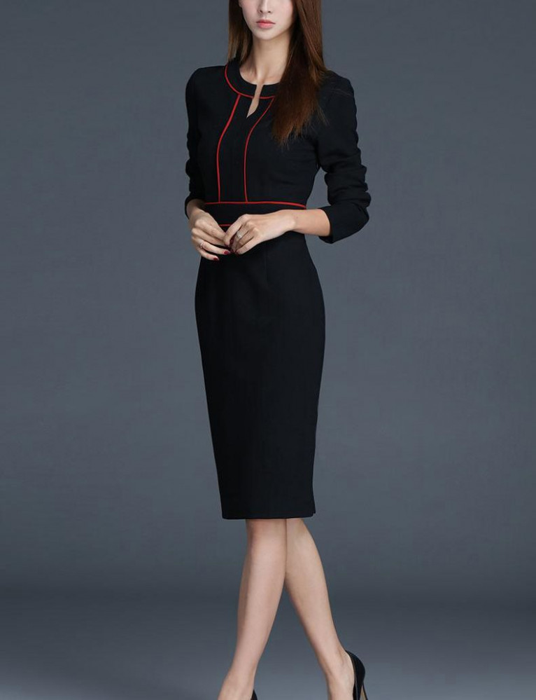 Wear to Work Smart Dress Women Suits_Preppy Chic Design_Made to