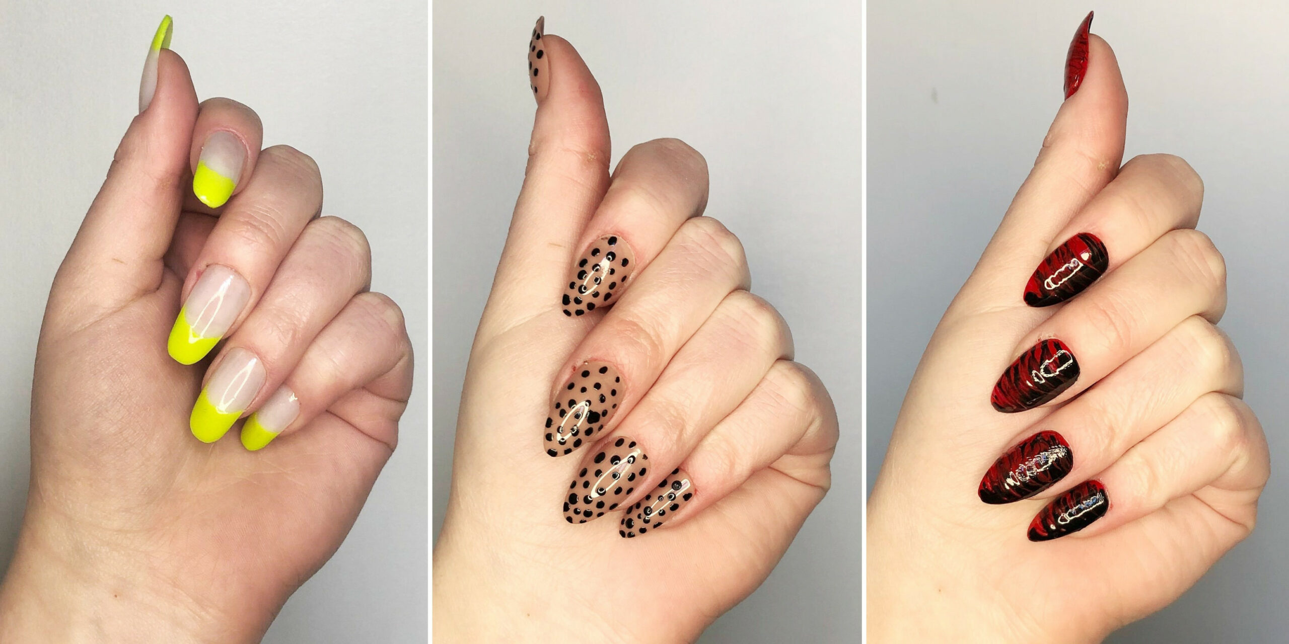 11 Household Tools to Make Easy Nail-Art Designs at Home — Editor